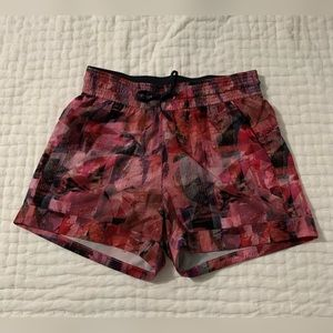 Lululemon Spring Break Away Shorts